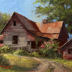 Amanda Lovett - Simplifying Plein Air Painting � Oil, or Open Acrylic Workshop