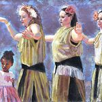 Sharon Matisoff - Candlelight Tradition and Art Show