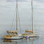 Paul Mogan - New England Watercolor Society, 2021 New England Juried Exhibition