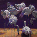 karen israel - Arizona Pastel Society 2020 OPEN NATIONAL