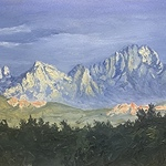 Jodi Murphy - PAINTING THE ESSENCE OF NEW MEXICO / COUNTY BY COUNTY