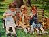 Summertime Friends by Cindy Valek Mottl