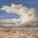 Laurie Lee - Buffalo Bill Art Show