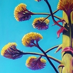 Anna Lisa Leal - Mini Workshop - Agave & Their Flowers