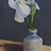 Iris in Susan's Pot