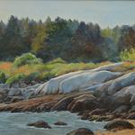 Gwen Nagel - Naturally New England Art Show
