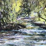 Barbara Tracy - Stover Mill 8th Annual Art Exhibit