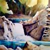Falls at Crystal River Mill