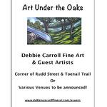 Debbie Carroll - Art Under the Oaks