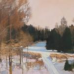 Karen Philpott - Elements of the Landscape: Painting the winter landscape
