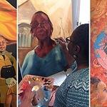 Antonia Ruppert - Antonia Ruppert - Oak Park Art League Exhibition