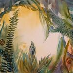 Cindy Triplett - Rogue Gallery Reception: Friday, October 15, 5:30 pm. to 8 pm.