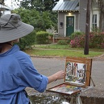 "Amy R. Peterson - MAY 1 Plein Air ""Intention, Composition, & Editing"""
