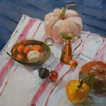 Amy R. Peterson - Oil Painters of American National Juried Exhibition 2020