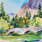 bonnie joy sedlak - North Lake Tahoe Plein Air Open 2019
