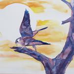 bonnie joy sedlak - Aqueous 2021 - Kentucky Watercolor Society