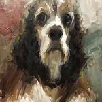 Regina Willard - Pet Portrait...painting your pet