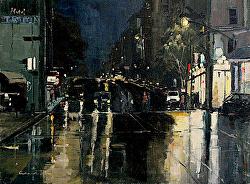 Philippe Gandiol - Oil painters of America 2019 Regional Western Exhibition