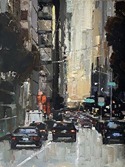 Philippe Gandiol - 5th Annual   AIS Impressions: Small Works Showcase