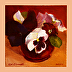 """""""Pansies"""" by Kathleen W O'Connell"""