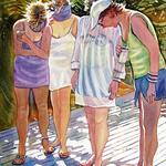 Catherine Hillis - Watercolor Bootcamp, Valdosta, Georgia
