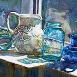 Catherine Hillis - Watercolor Bootcamp, St. Simons Island, GA
