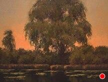 Evening Song by Kami Mendlik Oil ~ 18 x 24