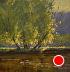 St Croix Rhythm by Kami Mendlik Oil ~ 12 x 12