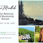 Kami Mendlik - Color Relativity and Mentorship Retreat