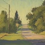Kami Mendlik - NEW!!  3 Day Plein AIr Workshop - Color Relativity!