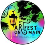 Amy Dolan - Artfest on Main