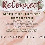 "Amy Dolan - ""ReConnect"" Art Show"
