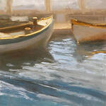 Donna Lee Nyzio - Plein Aire Painters of the Maritime Gallery