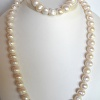 Large Baroque Pearls, Necklace and Bracelet Set