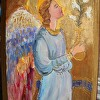 Blue Angel Icon
