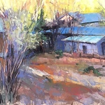 Nancie King Mertz - 3-day Pastel Workshop in Taos, NM