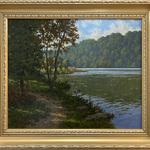 Barbara Nuss - Washington Society of Landscape Painters at Principle Gallery, Alex. VA