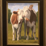 Barbara Nuss - 50th Annual Exhibition, Women Artists of the West (WAOW)