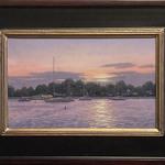 Barbara Nuss - Realism Guild's (IGOR) 15th Annual Exhibition, Prinicple Gallery, Charleston, SC