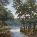 Barbara Nuss - Best of America Small Works Show, Nat'l Oil & Acrylic Painters' Soc. (NOAPS)