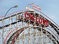 "Memory Maker-Coney Island's Cyclone-2/24/2011 by Alan Wood Photograph ~ 8"" x 10"""