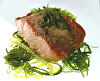 Salmon on a bed of Seaweed Salad! by Alan Wood Photograph ~  x