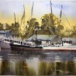 Mick McAndrews - Palm Beach Watercolor Society