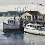 Mick McAndrews - Annapolis Watercolor Club Workshop