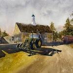 Mick McAndrews - Peninsula School of Art Workshop