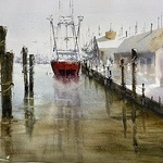 Mick McAndrews - Pine Shores Art Association Workshop