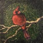 Micah Goguen - Christmas Cardinal