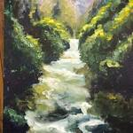 Micah Goguen - Mixing Greens: Golden Artist Colors