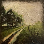 Micah Goguen - Distant Memory: Textured Landscape