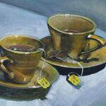 Micah Goguen - Acrylic Online: Evening Class